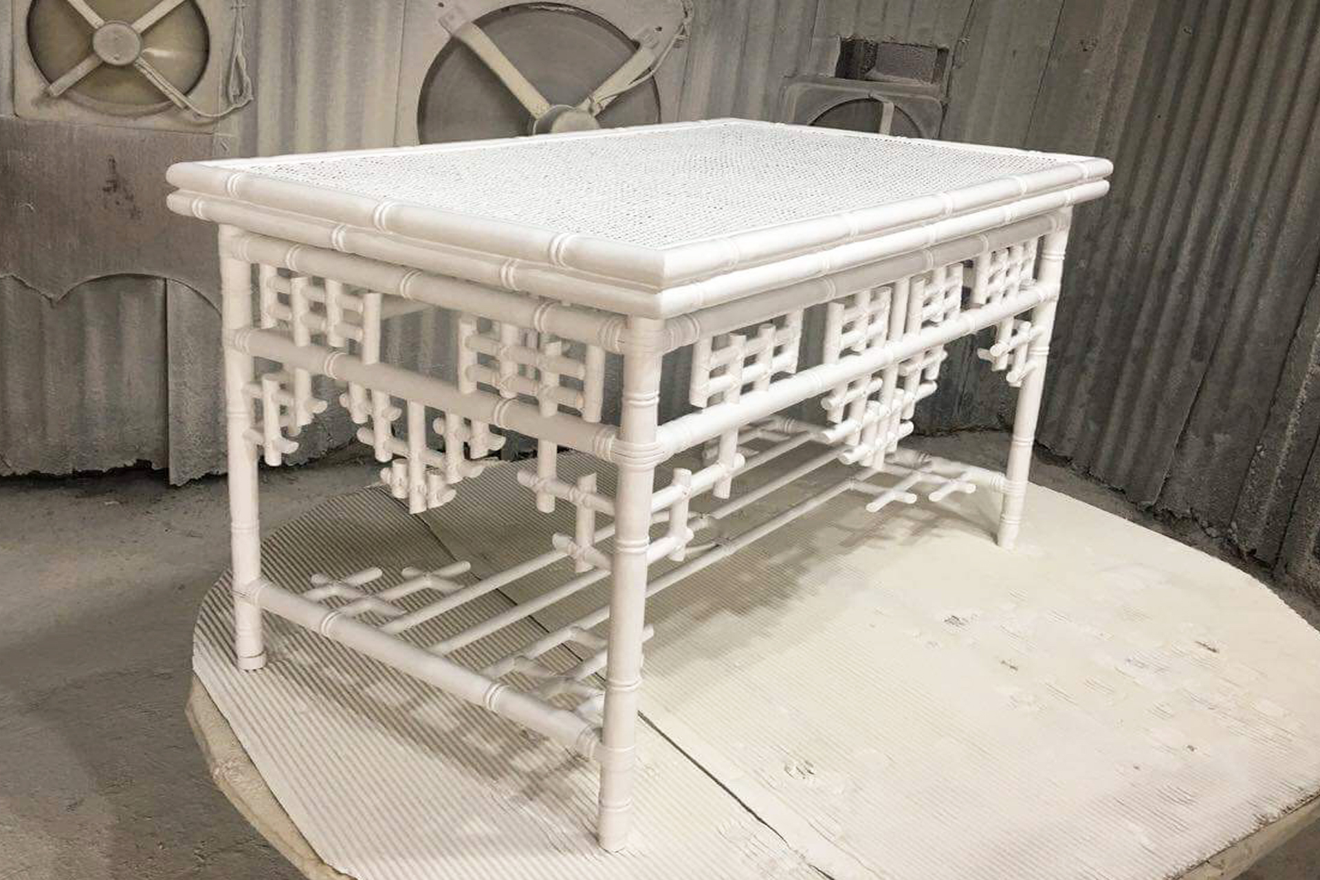 Paris coffee table ls rattan commercial furniture supplier for Paris coffee table