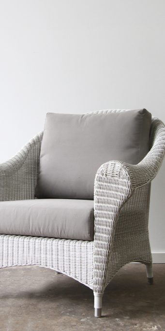 Hampshire armchair white washed_LS