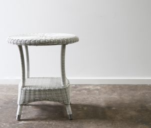 Hampshire side table white wash_LS