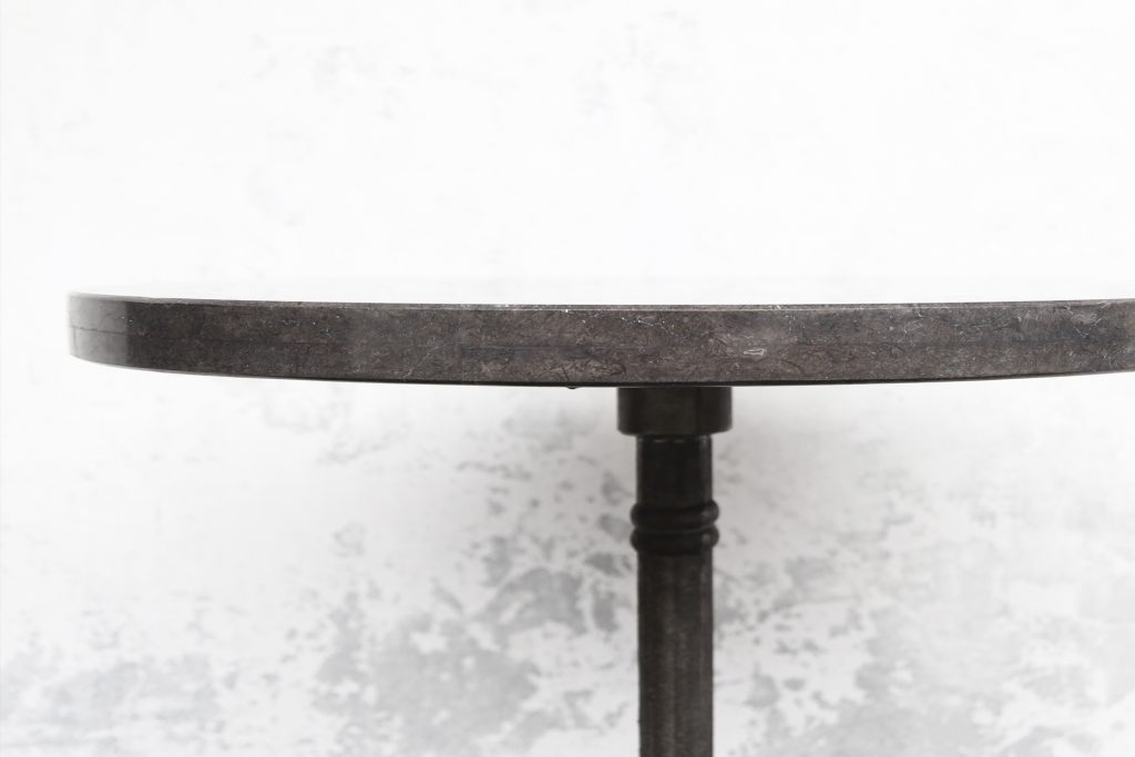 Stone cafe table top