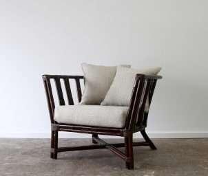 Cooper armchair_Linen_LS