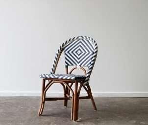 Barcelona side chair Quadrant_LS