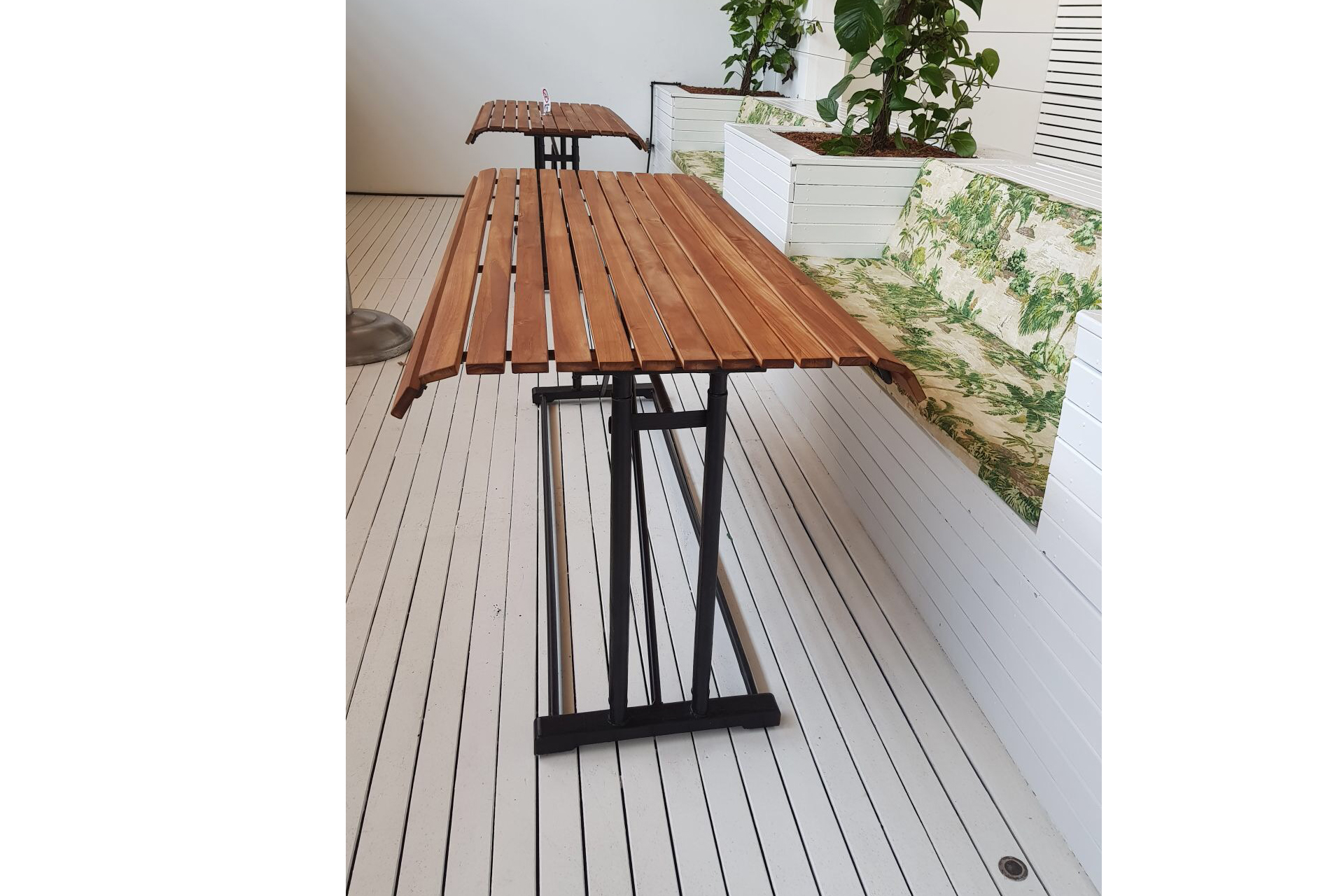 Picnic Table Rattan Commercial Furniture Supplier - Picnic table supplier