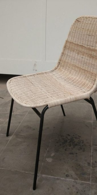Wicker dining chair_LS