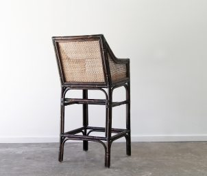 Lenox barstool ebonised_ backLS