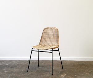 Wicker Basket dining chair_1_LS
