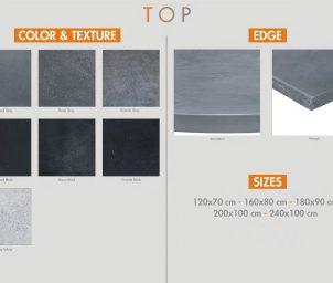 concrete tops_options
