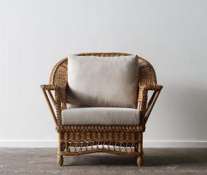 Barharbour armchair _Honey_LS