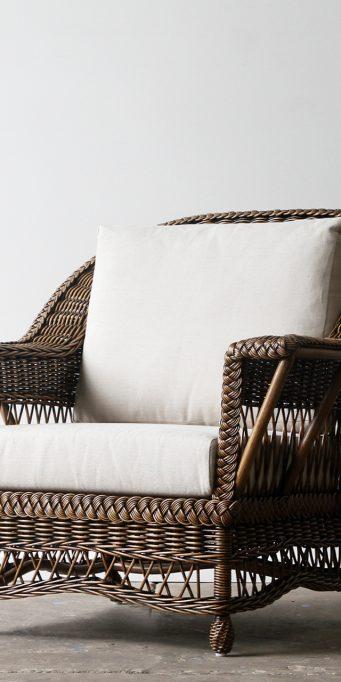 Barharbour armchair_ brown wash_LS