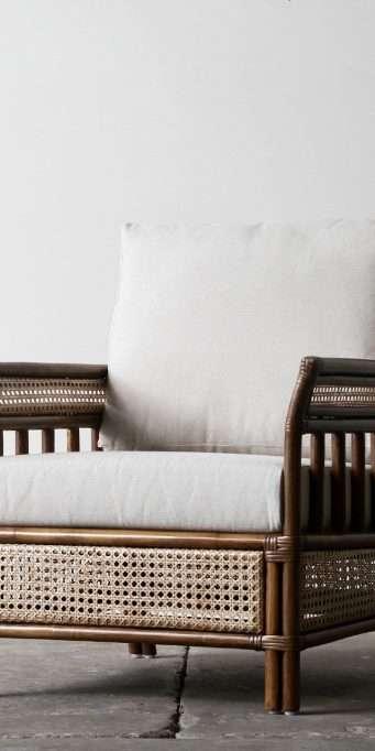 Bergere armchair_LS