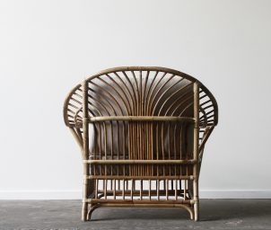 Royal Palm armchair back natural_LS