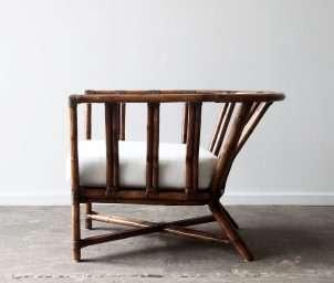 Cooper armchair _Side_LS