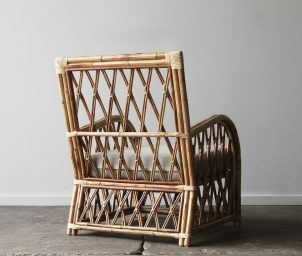 Fortmill armchair _back natural