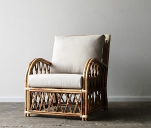 Fortmill armchair_ natural