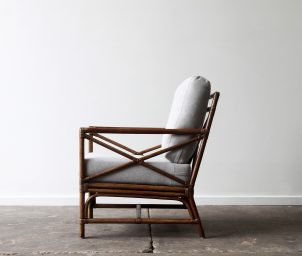 La Cruz armchair _side LS