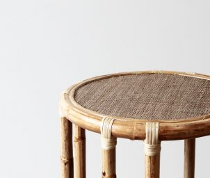 Compass tall side table_natural_top_LS