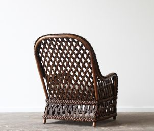 Balmoral armchair_back_LS