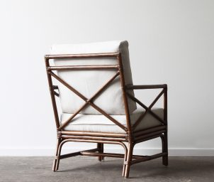 La cruz armchair _back_ls