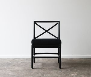 La Cruz side chair_black_LS