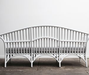 Westhampton daybed Outdoor_White_back1_LS