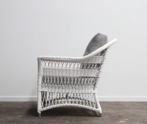 armchair side_3mm white_LS